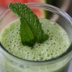 Mango Spinach Smoothie!