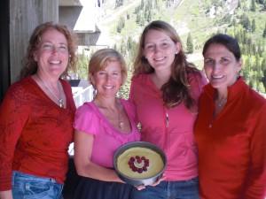Radiant Body, Soaring Spirit Retreat Pictures from Snowbird Utah