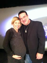 Amanda and David Neagle