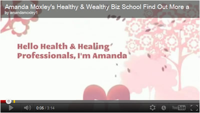 Healthy & Wealthy Biz School Video