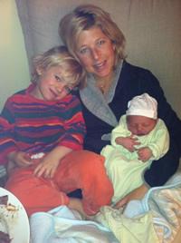 Amanda, Sawyer & Phoebe