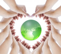Join me in sending healing loving energy to Mother Earth