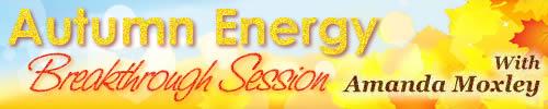 Autumn Energy Breakthrough Session