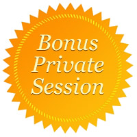 Bonus Private Session