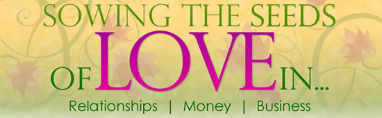 Sowing the Seeds of Love Telesummit: May 20 – June 4