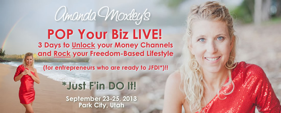 POP Your Biz Live!